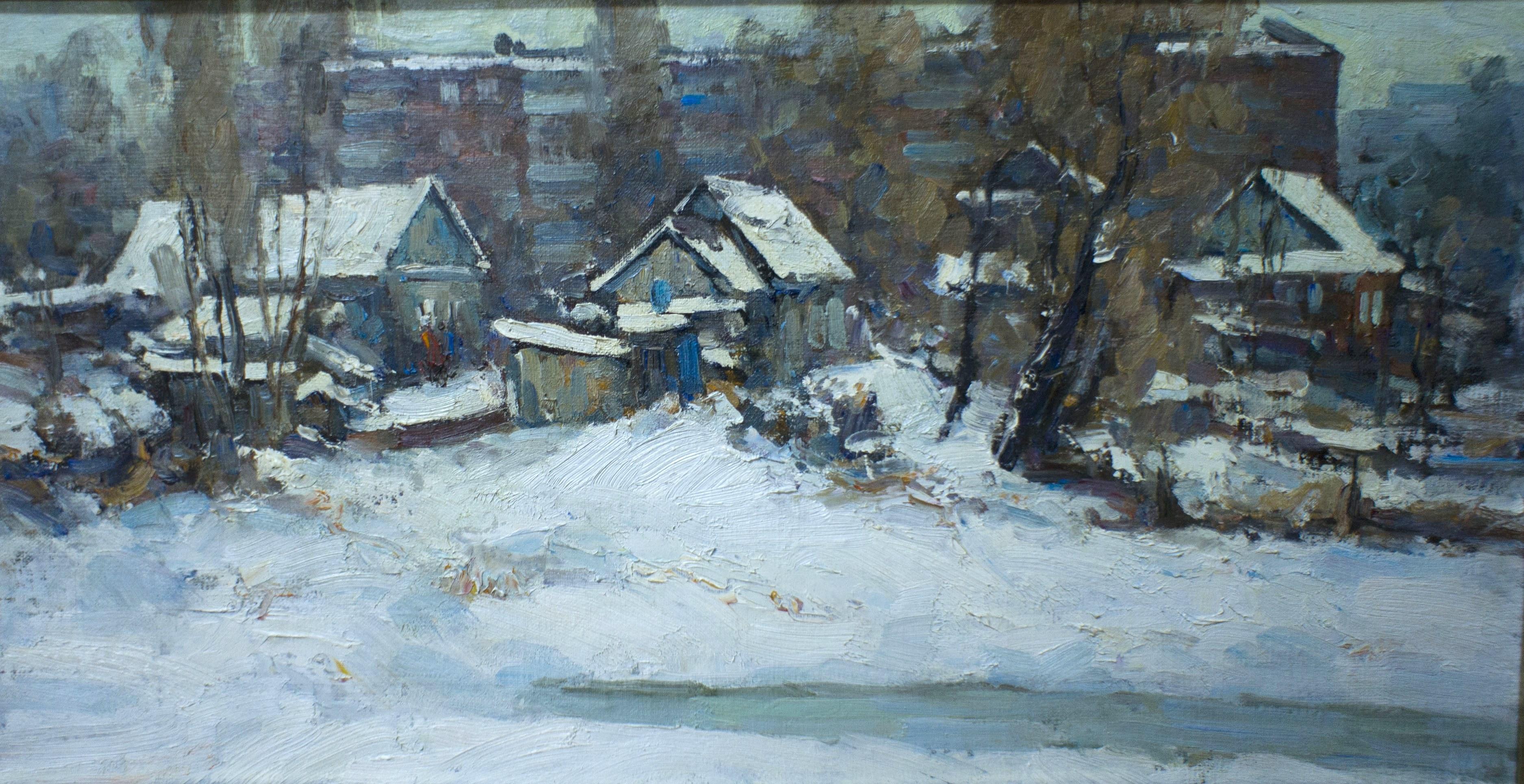 холст, масло, 2011